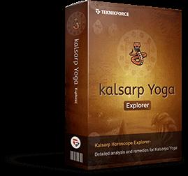 Vakyam Horoscope Explorer - Horoscope software based on